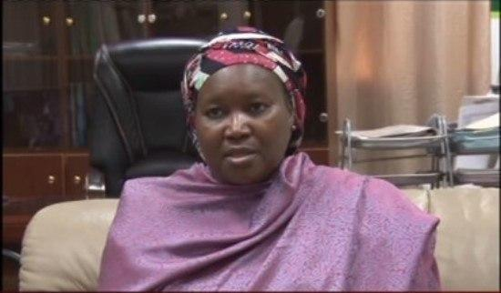Amina Zakari's appointment has been questioned by Nigeria's major opposition party (Sahara Reporters)