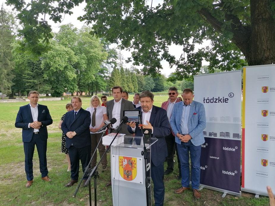 Konferencja o atrakcjach turystycznych woj. łódzkiego