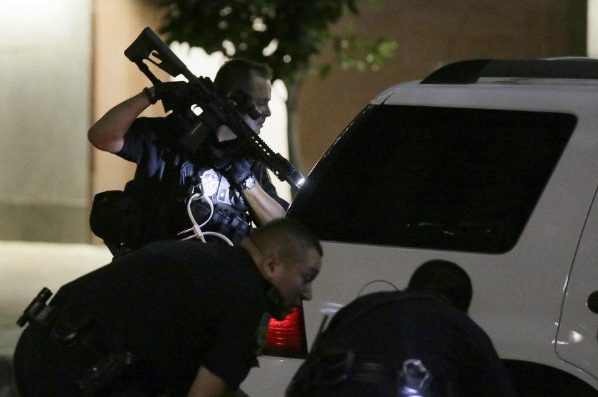 Strzelanina w Dallas