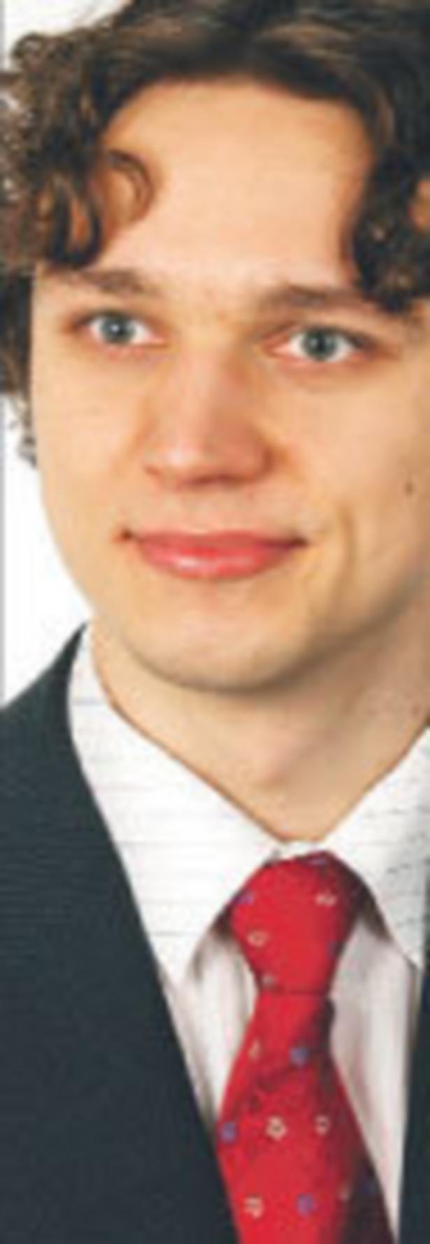 Wojciech Matysiak, ekonomista BGŻ