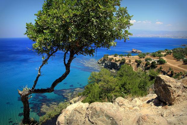 Przylądek Akamas, Cypr