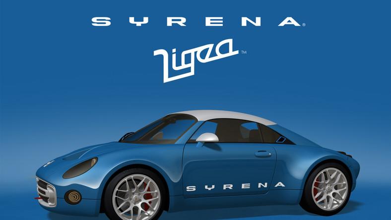 Syrena ligea - tę wizualizację dziennik.pl otrzymał na wyłączność