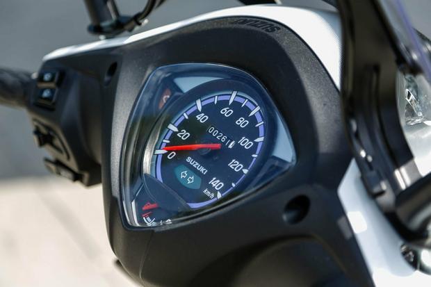 Suzuki Address 125 - zestaw liczników