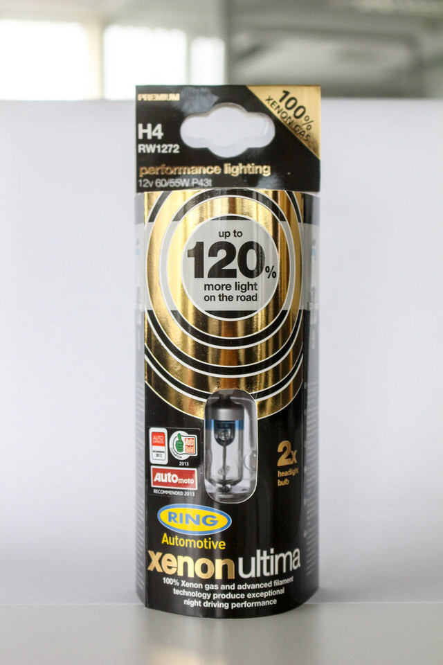 Кольцо Ксенон Ultima + 120% цена 73 зл / комплект