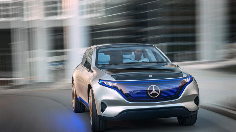 Daimler inwestuje w infrastrukturę dla aut elektrycznych