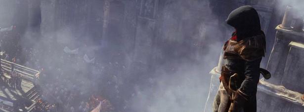 Assassin's Creed: Unity W kolejnej części bestsellerowej serii Ubisoftu trafimy na ulice ogarniętego rewolucją Paryża i wcielimy się w postać asasyna o imieniu Arno. Mechanika gry pozostanie niezmienna, co z pewnością nie spodoba się graczom, którzy oczekiwali gameplay'owego powiewu świeżości. Nikt nie powinien natomiast narzekać na grafikę, która ma wycisnąć ostatnie poty z konsol nowej generacji. Kinowy zwiastun zaprezentowany na targach E3 zrobił na nas ogromne wrażenie Studio: Ubisoft Platformy: PC, PS4, XONE Premiera: październik 2014