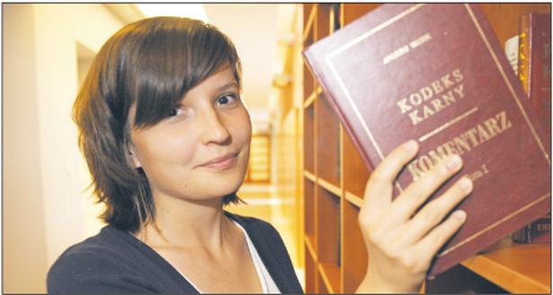 Katarzyna Zabłocka, prawnik w Kancelarii Włodzimierz Głowacki i Wspólnicy Fot. Dariusz Wolski