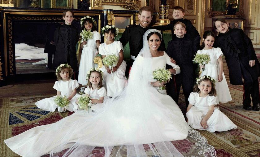 Ślub książęcej pary