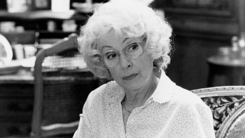 Danielle Darrieux w 1992 roku