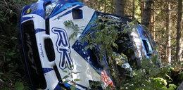 Kubica miał drugi wypadek! Jego auto to kupa złomu!