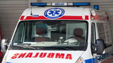 13- latka zasłabła i wpadła pod samochód