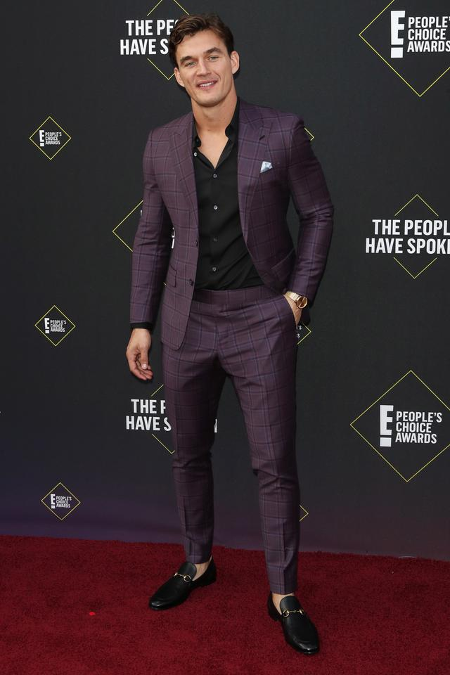 People's Choice Awards 2019: Tyler Cameron