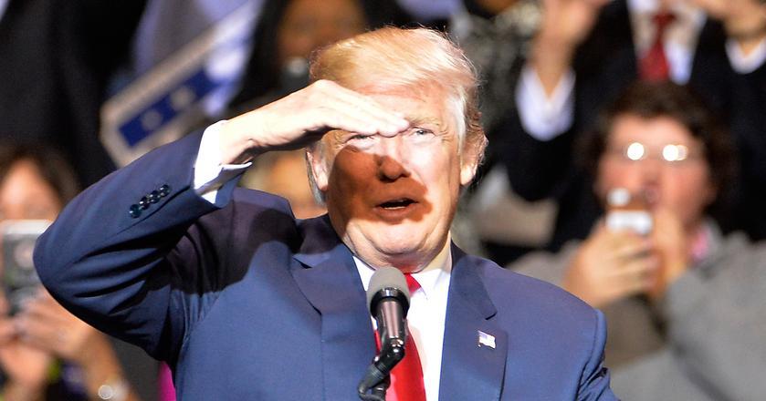 Donald Trump śpi tylko 3-4 godziny dziennie