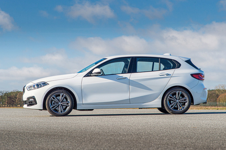 BMW 118i – 1.5/140 KM, 220 Nm
