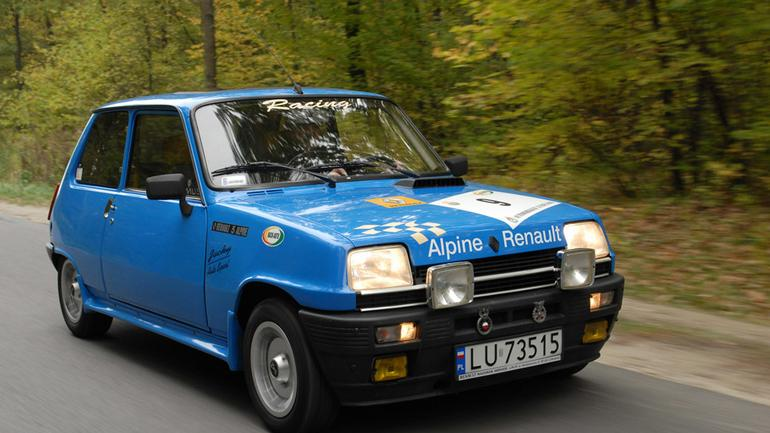 Renault 5 Alpine: Dziadek hot hatchy