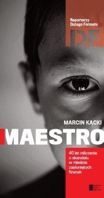 """Maestro"" okładka"