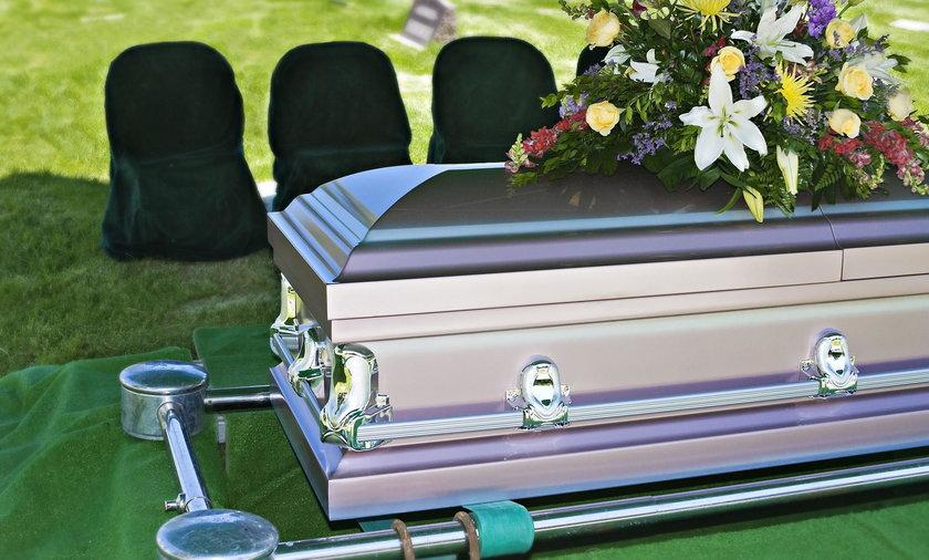Tragedia na pogrzebie w Grabowcu. Zarzuty dla 80-latka