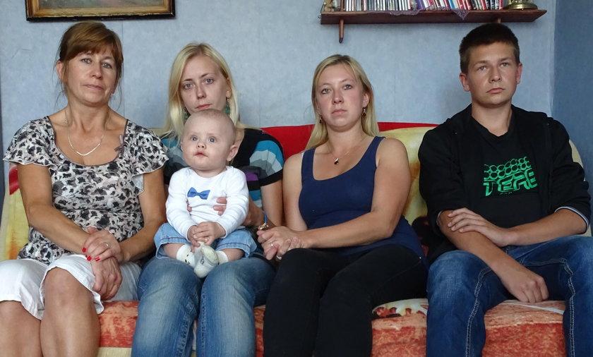 Rodzina ma dobrą opinię wśród mieszkańców osiedla. Wstawił się za nią nawet komendant policji