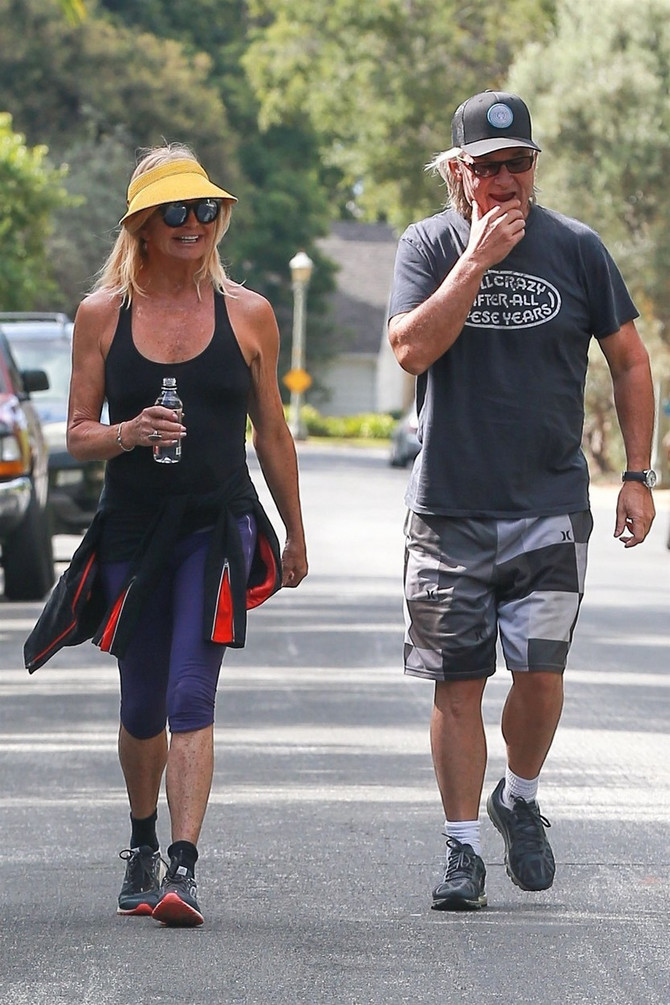 Kurt i Goldi prošle godine