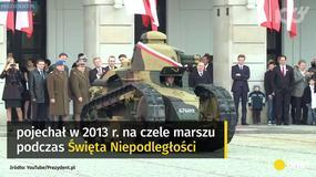 Silnik od najstarszego polskiego czołgu odnaleziony