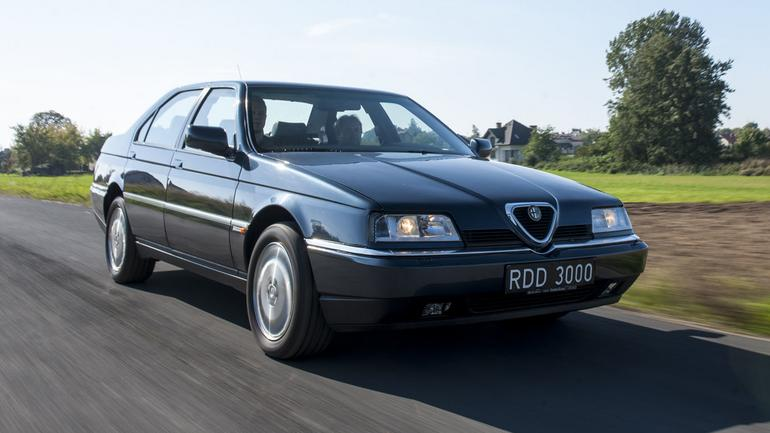 Alfa Romeo 164 Super - klasyk, który zmienił historię