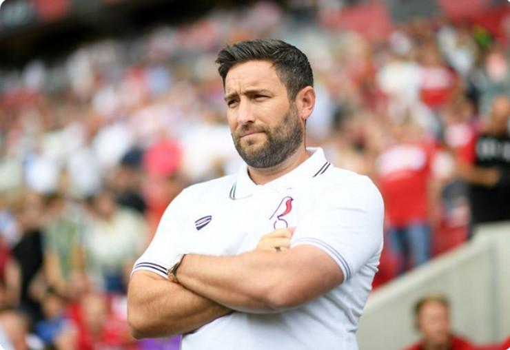 Trener Bristol sitija Li Džonson