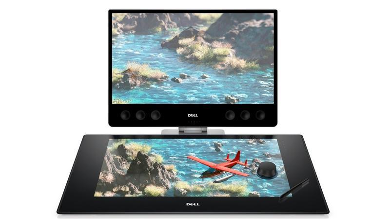 Dell Canvas - cyfrowa deska kreślarska