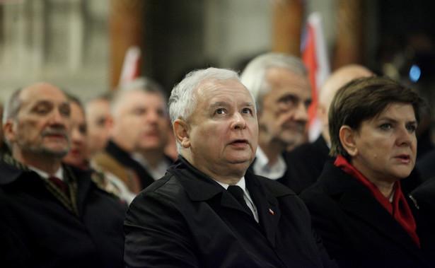 Jarosław Kaczyński, Beata Szydło