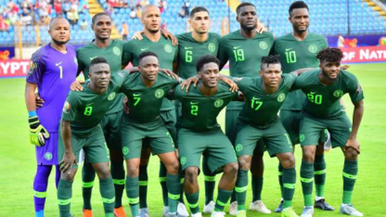 Super Eagles of Nigeria suffer a shocking 2-0 loss to Madagascar in their last group game (GIUSEPPE CACACE/AFP/Getty Images)