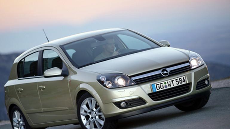 Używany Opel Astra III - Model z dużymi ambicjami