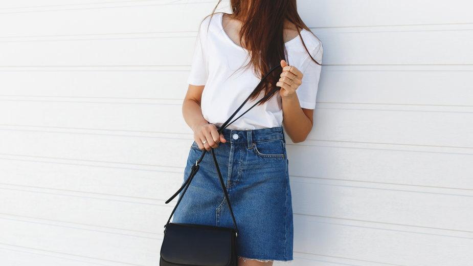 Spódnice jeansowe na wiosnę