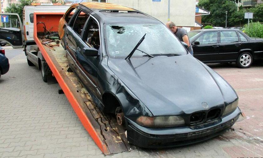 Gdańsk wziął się za wraki. Usunięto 300 rozpadających się aut.