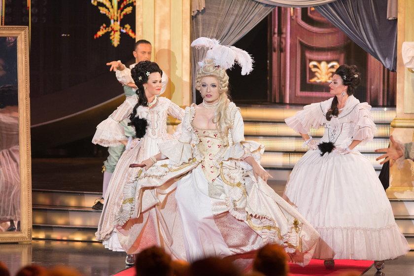 """Michał Kwiatkowski jako Madonna w """"Twoja twarz brzmi znajomo"""""""