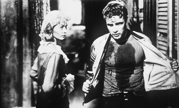 """""""Tramwaj zwany pożądaniem"""" (1951), reż. Elia Kazan"""