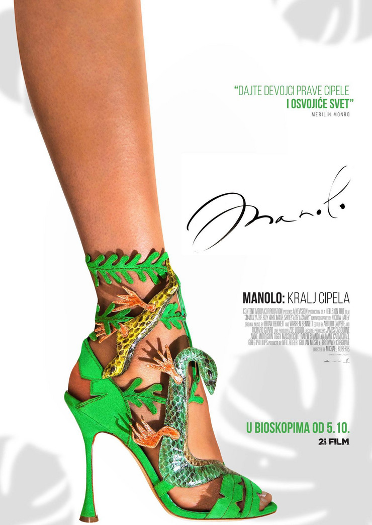 Manolo Blanik plakat