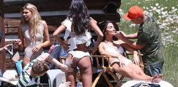 Aniołki Victoria's Secret zamieniły się w kowbojki. Jak one się prężą!