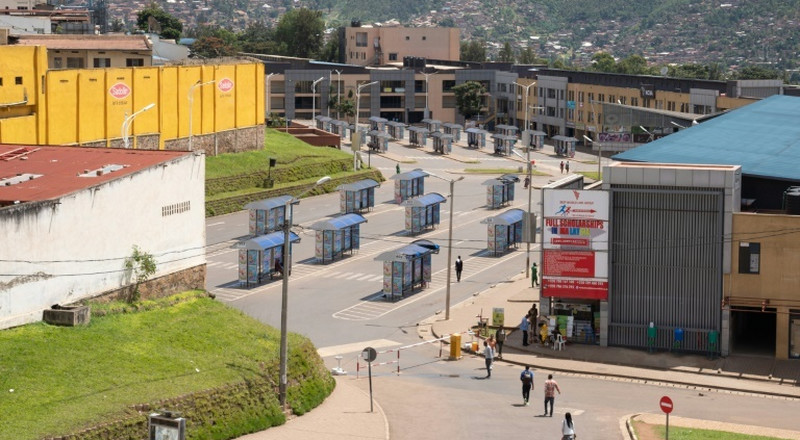 Rwanda's unemployment rate declines