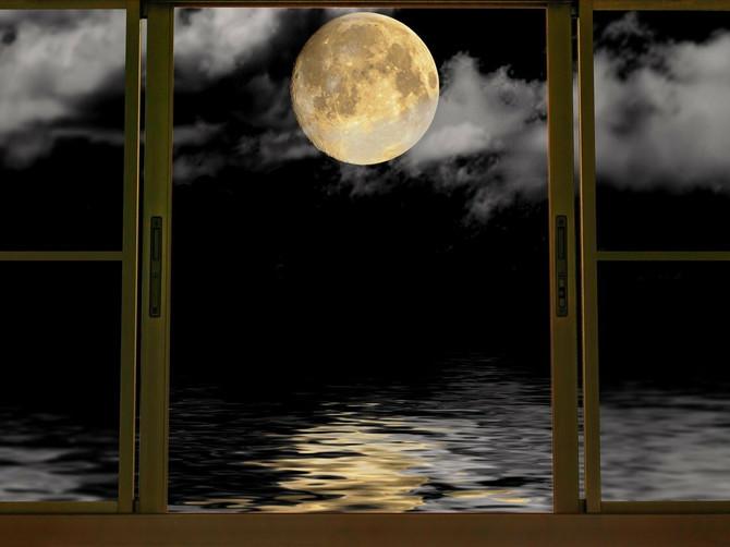 Večeras zamislite želju