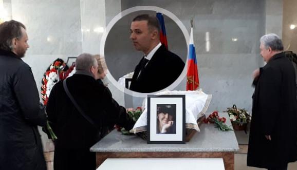 Prva fotografija posle 13 godina: Marko Milošević na komemoraciji