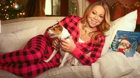 "Mariah Carey w zapowiedzi animacji ""All I Want for Christmas is You"""