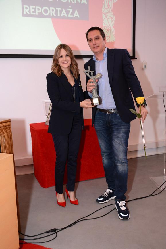 Veljko Lalić dobitnik je glavne nagrade