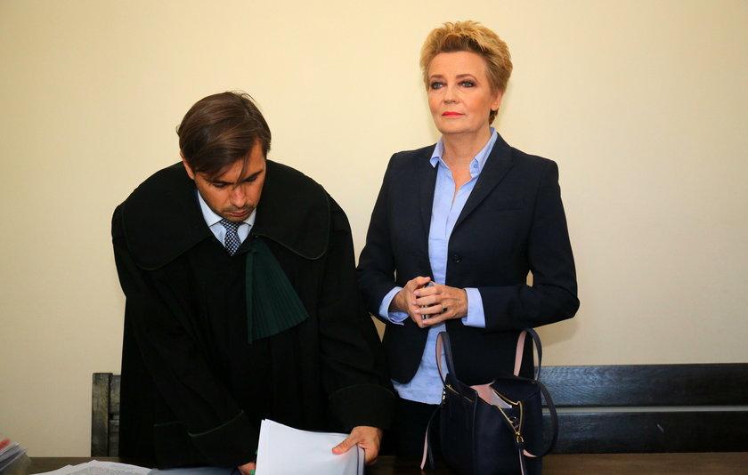 Hanna Zdanowska i Bartosz Tiutiunik