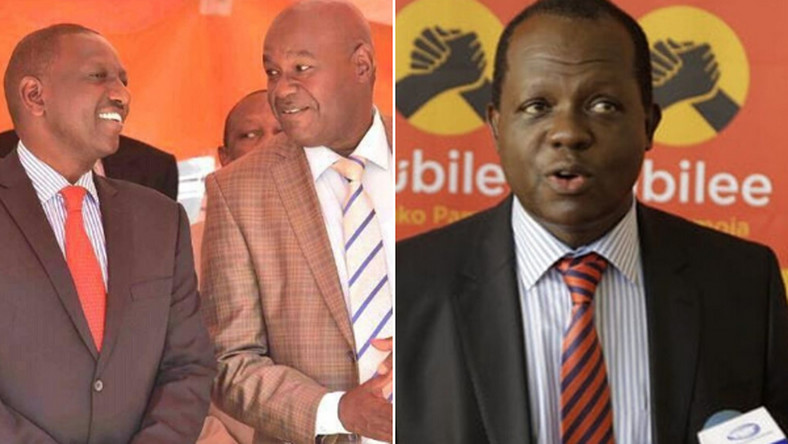 DP William Ruto camp announces plan to deal with Tuju after failed changes in Jubilee
