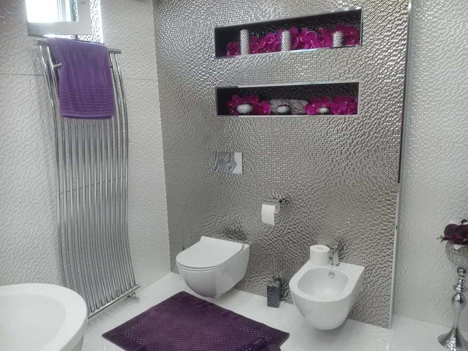 A minden igényt kielégítő házban hét fürdőszoba található / Fotó: rozsaotthon.hu