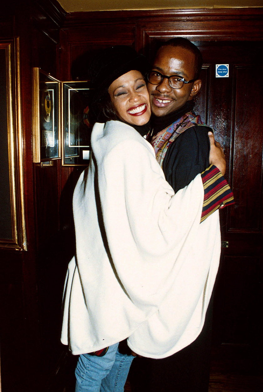Whitney Houston i Bobby Brown