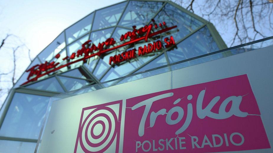 Polskie Radio. Siedziba Trójki