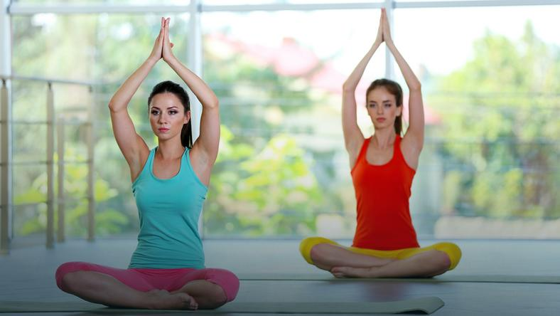Zarówno medytacja, jak i aerobik mają działanie terapeutyczne