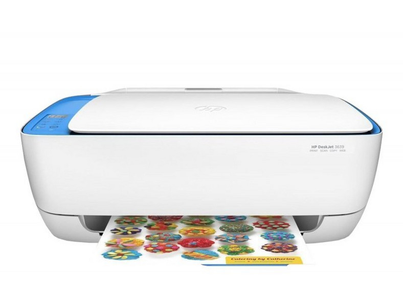 HP DeskJet Ink Advantage 3639 - 8