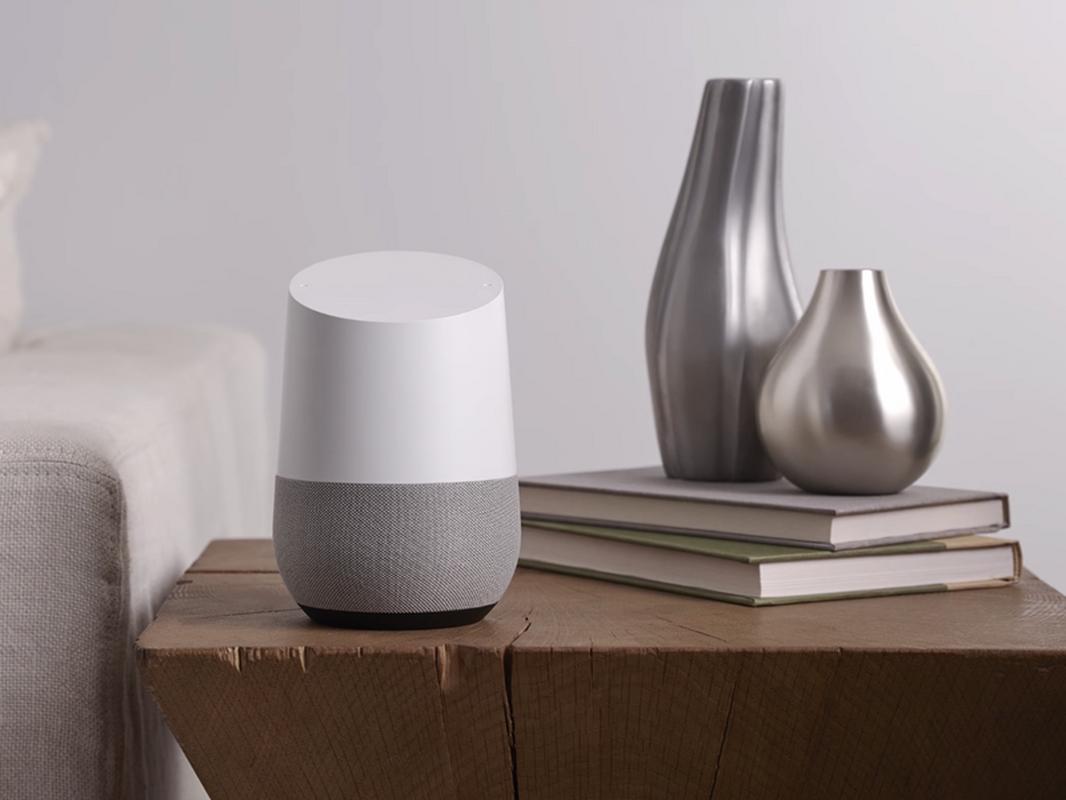 Google Home pozwala korzystać z asystenta wirtualnego