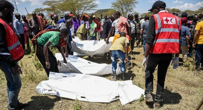 Bodies killed in floods retrieved